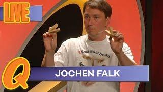 Jochen Falk: Spanische Rhythmen mit Kastagnetten