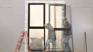 Series 670 Window Installation