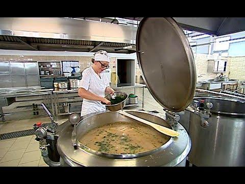 Posiłki dla 600 pacjentów i nowa kuchnia w szpitalu