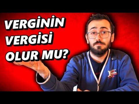 Türkiye'de Vergiler! #alikoyuncu