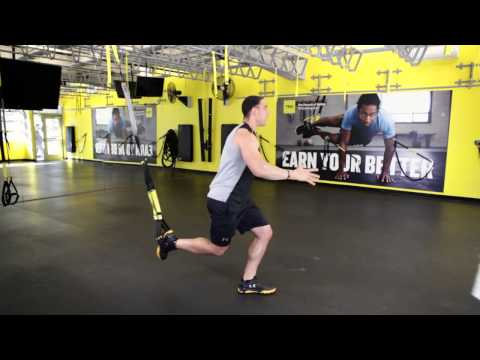 TRX Moves of the Week: Functional Training Ep. 1