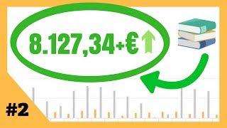 Im Internet Geld verdienen mit eBooks - 8.127,34€ in 30 Tagen