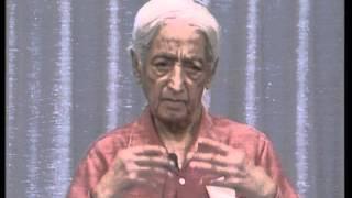 The art of listening, seeing and learning | J. Krishnamurti