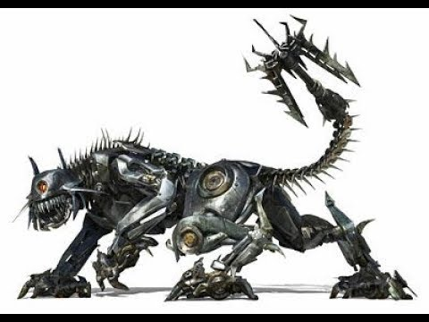 Download Transformers ROTF all Ravage scenes|Devthegunner