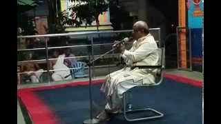 Part11 Sri Krishna Leelalu. Sri Garikipati Narasimha Rao gari pravachanam June 2015