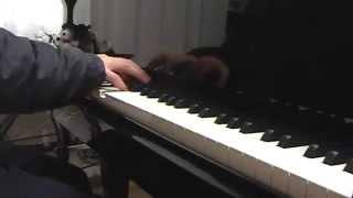 坂本九の遺作でもある、合唱曲の心の瞳のピアノソロバージョンです。 作...