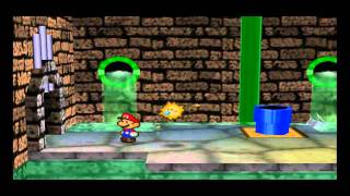 Let's Play Paper Mario 64 (Blind) Episode 23: Some Stinky Stuff
