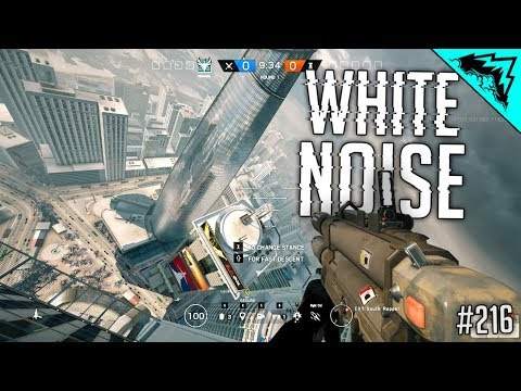 NEW OPERATORS & MAP - Rainbow Six Siege Operation White Noise (TTS LIVE Gameplay)