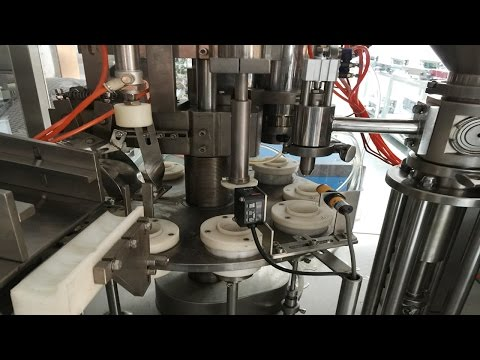 how to adjust fully automatic tubes filling sealing machine with tube feed loading automated system