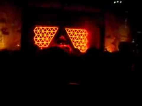 8 Daft Punk Lollapalooza Chicago 8307