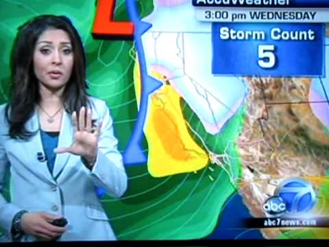 ABC 7 news Bay Area:Five storms for the Bay Area