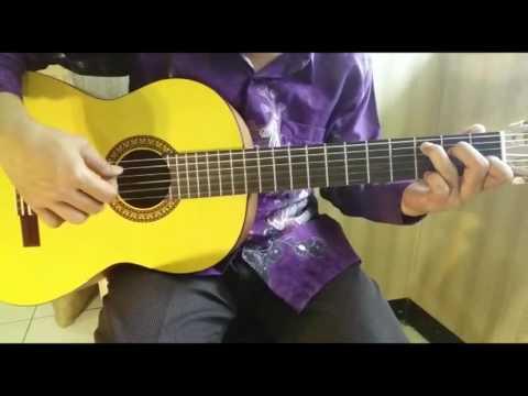 Sepasang Mata Bola - Hendri Rotinsulu (Fingerstyle Cover by Ilham Andika)