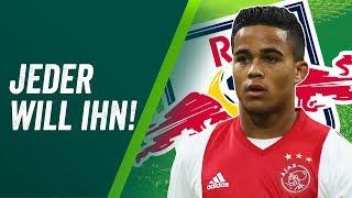 Justin Kluivert: Vom Talent zum Weltfußballer - RB Leipzig, Manchester United, FC Bayern, Barcelona?