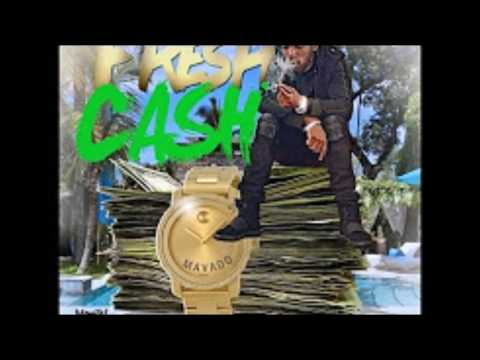 Mavado - Fresh Cash ( Clean )