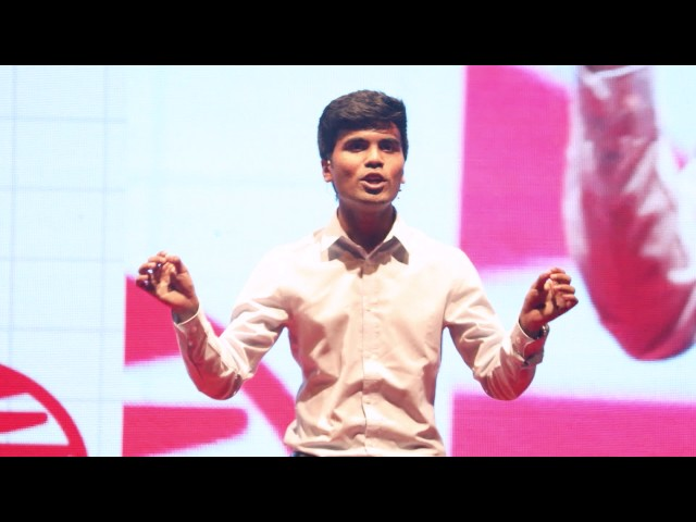 The next world leader is in your class room - Here's how you educate them | Sharad Sagar | TEDxSurat