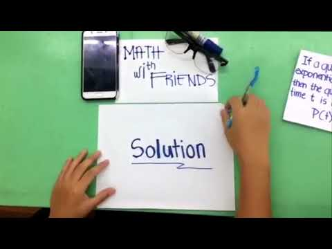 Exponential Growth - 11 Friendship - GROUP 2 - GENERAL MATHEMATICS