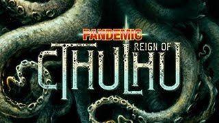 Pandemic - Reign of Cthulhu (Teaser)