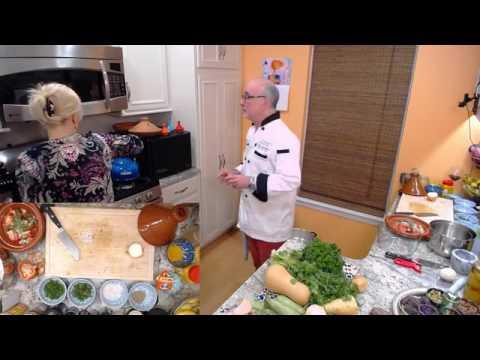 LIVE STREAM: 1/9/2017 Eat The Rainbow Moroccan Cuisine