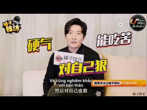 [Vietsub] Diễn viên Quách Kinh Phi nói về Dương Mịch Yangmi