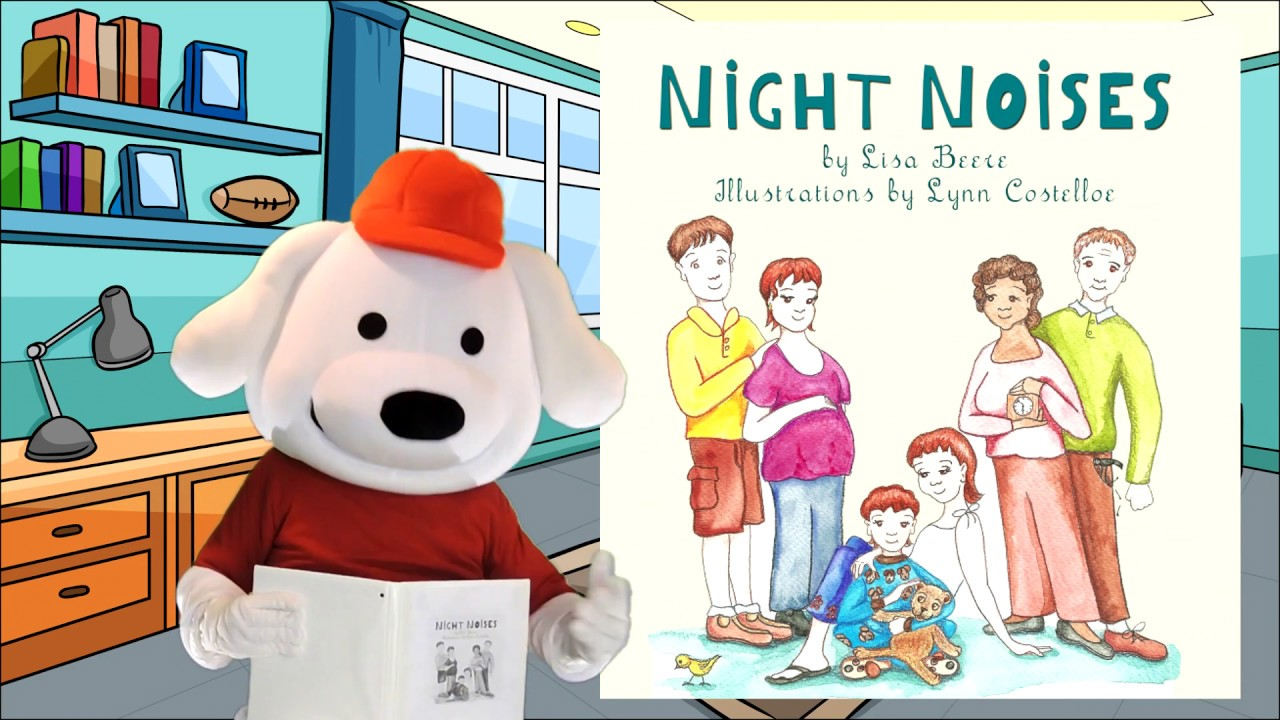Storytime pup childrens book read aloud night noises stories for storytime pup childrens book read aloud night noises stories for kids publicscrutiny Image collections