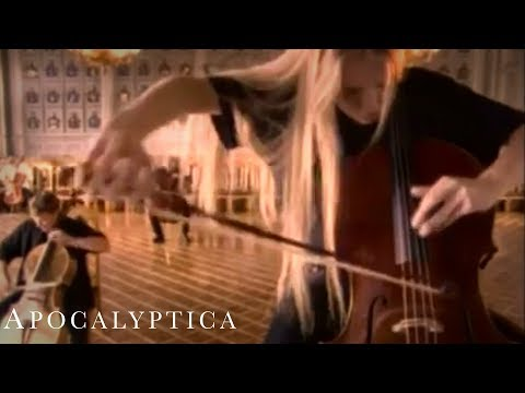 Apocalyptica - 'The Unforgiven' (Offical Video)