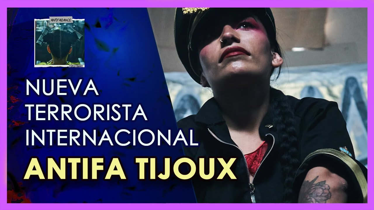ANITA TIJOUX llama a destruir Chile con Chilenos y todo dentro | Vol 1