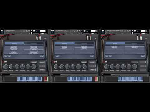 8Dio Hybrid Tools 4 - Live Mini Demos