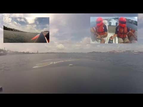 S20  Bermuda  Around The Island Race 2013