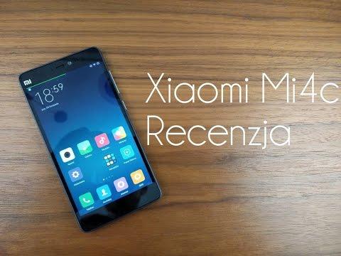 Xiaomi mi4c - test, recenzja #17 [PL]