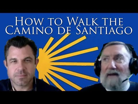 Dr Marshall: He walked Camino de Santiago 4 Times with Rev Christopher Cantrell