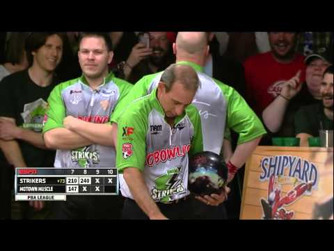 Thumbnail: Dallas Strikers Attempt to Bowl Perfect 300 Game on ESPN