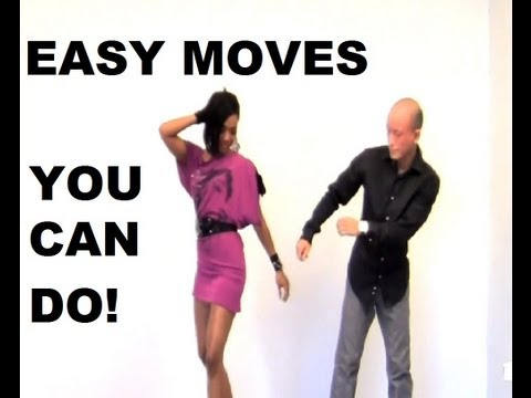 Simple Dance Move to ANY Music (Club Dance Lessons)