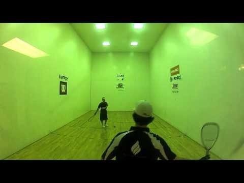 Chris Coy vs Chase Robinson Open Singles
