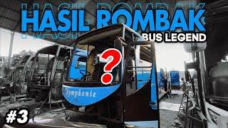 Download lagu MANTAB BANGET! HASIL AKHIR ROMBAK BUS MASA KECIL EX SYMPHONIE | HAFESA PART3