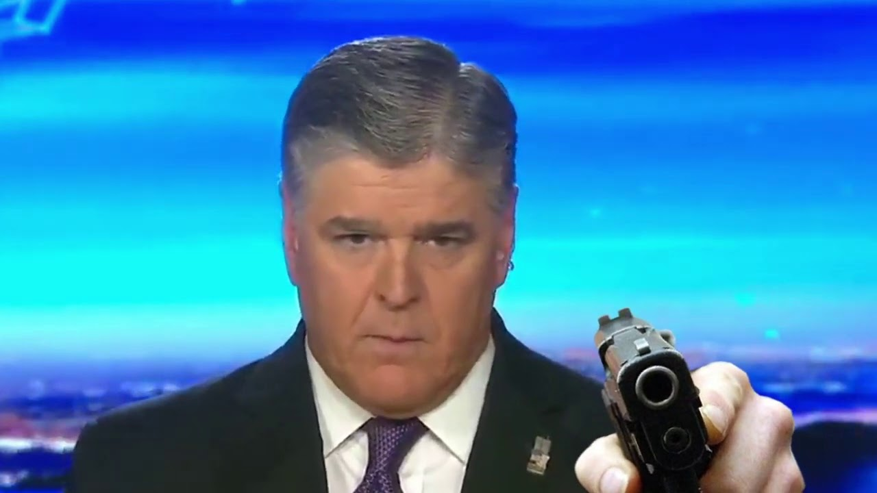 Hannity reacts to #ByeHannity trending on Twitter.