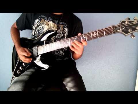 Black Veil Brides - Nobody's Hero (Guitar Cover)