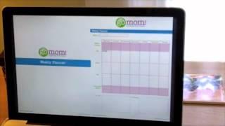 Brand New GO MOM! Planner