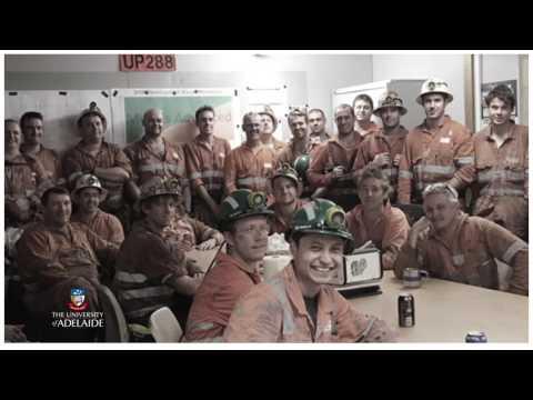Mining Engineering - The University of Adelaide