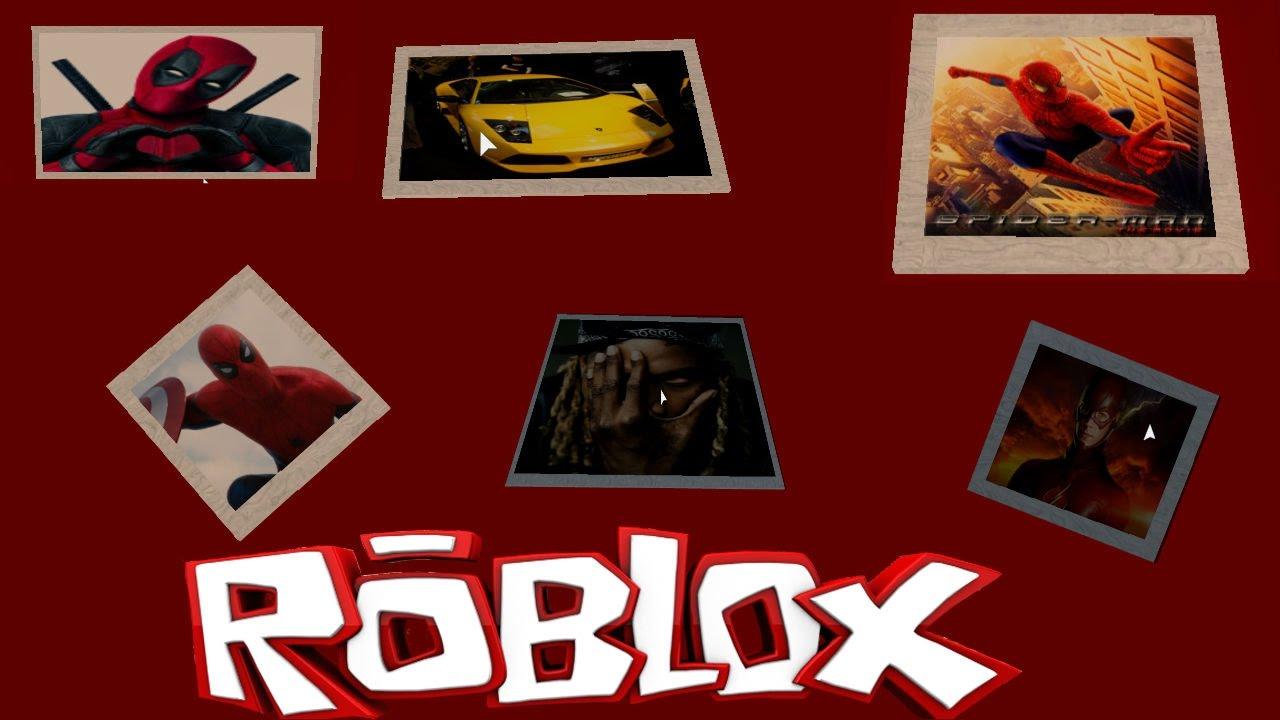 roblox picture ids bloxburg