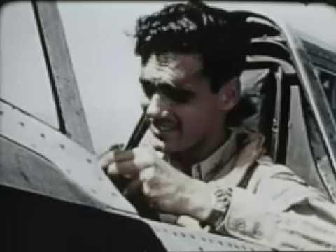 Military Aircraft - The P 47 Thunderbolt (USAAF Training film) War Department