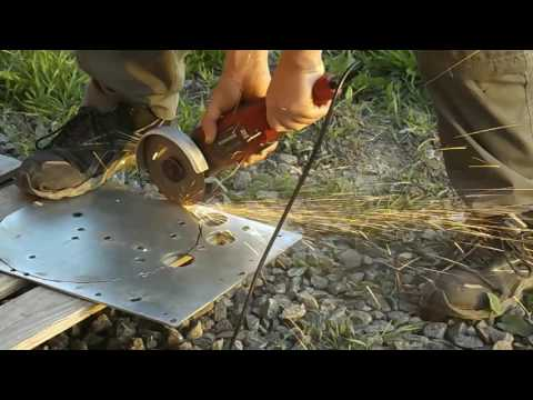 Cheap Homemade Earth Auger - Earth Drill - Part 1