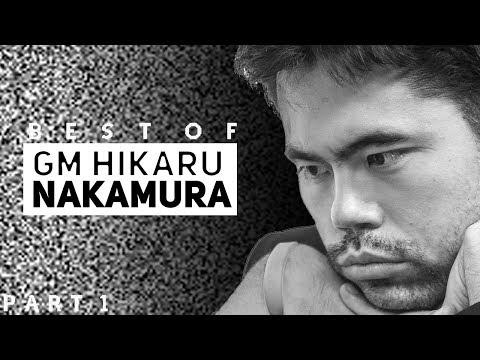 Best Of GM Hikaru Nakamura - Funny Chess Moments, PART 1