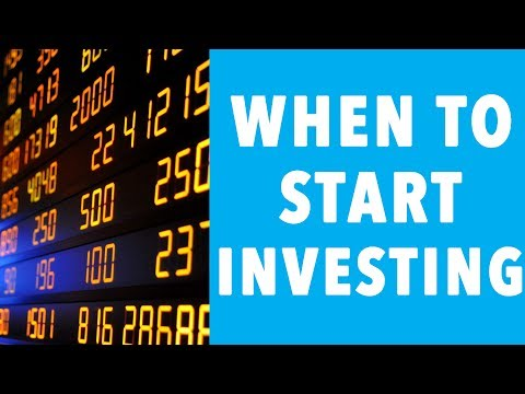 When To Start Investing In Stock Market!