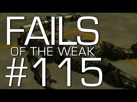 Halo Reach Fails of the Weak Volume 115 YT