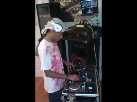 Kizomba / Reggae Mix - Dj Young E