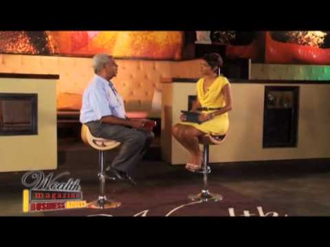 Teddy Brown on Wealth TV