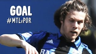 GOAL: Maxim Tissot charges forward and drives it in | Montreal Impact vs. Portland Timbers