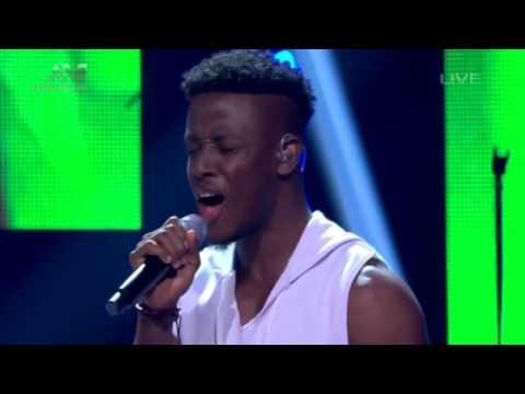 The voice battle Chike vs Rob Taylor.Nigeria vs USA