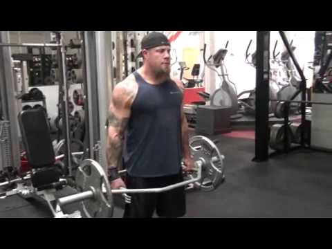 Trap Bar Shrugs - Traps Exercise