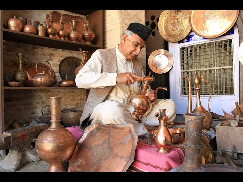 Handicrafts of Peshawar
